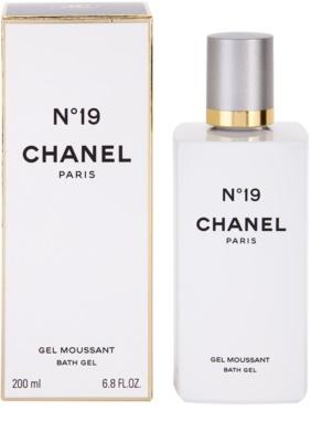 Chanel No.19 gel za prhanje za ženske