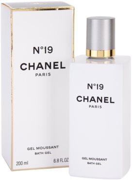 Chanel No.19 Duschgel für Damen 1