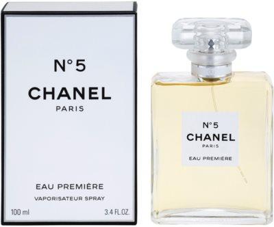 Chanel No.5 Eau Premiere Eau de Parfum para mulheres
