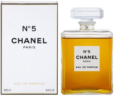 Chanel No.5 Eau de Parfum para mulheres  sem vaporizador