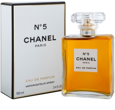 Chanel No.5 Eau de Parfum für Damen 2