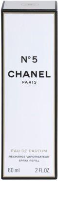 Chanel No.5 Eau De Parfum pentru femei  refill cu vaporizator 4