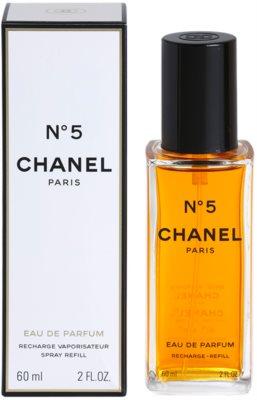 Chanel No.5 parfumska voda za ženske  polnilo z razpršilnikom
