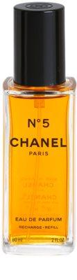 Chanel No.5 Eau De Parfum pentru femei  refill cu vaporizator 2