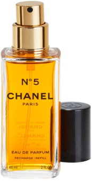 Chanel No.5 Eau De Parfum pentru femei  refill cu vaporizator 3
