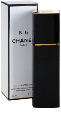 Chanel No.5 parfémovaná voda pro ženy  plnitelná 1