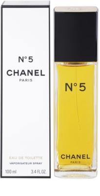 Chanel No.5 eau de toilette nőknek