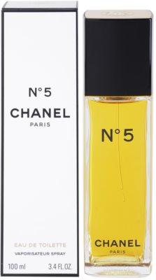 Chanel No.5 Eau de Toilette para mulheres