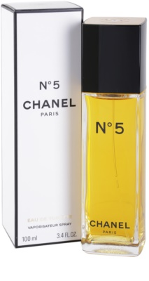 Chanel No.5 Eau de Toilette für Damen 1