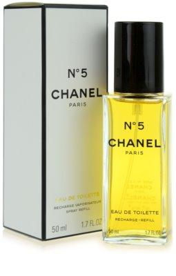 Chanel No.5 Eau de Toilette für Damen  Ersatzfüllung 1