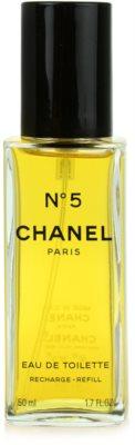 Chanel No.5 Eau de Toilette für Damen  Ersatzfüllung 2