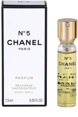 Chanel No.5 perfume para mujer  recarga con pulverizador