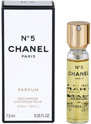 Chanel No.5 парфюм за жени  съдържание с разпръсквач