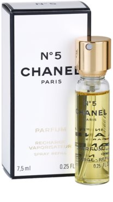 Chanel No.5 parfém pre ženy  náplň s rozprašovačom 1