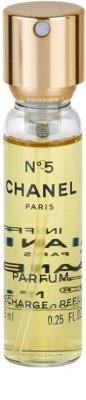 Chanel No.5 parfém pre ženy  náplň s rozprašovačom 2