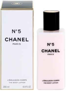Chanel No.5 mleczko do ciała dla kobiet