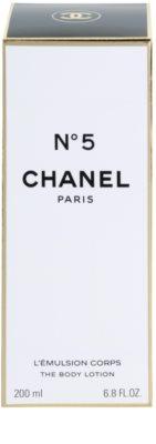 Chanel No.5 mleczko do ciała dla kobiet 2