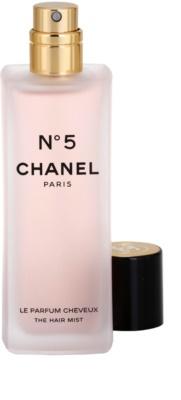 Chanel No.5 spray parfumat pentru par pentru femei 4