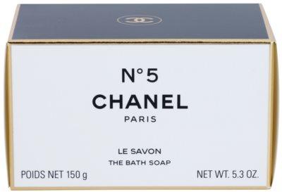 Chanel No.5 jabón perfumado para mujer 1