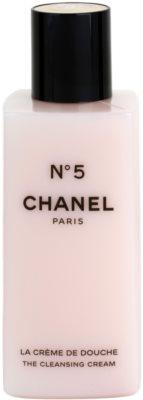 Chanel No.5 creme de duche para mulheres 1