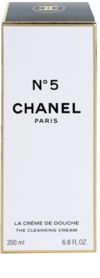 Chanel No.5 creme de duche para mulheres 2