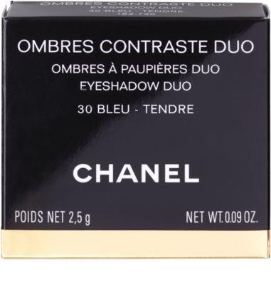 Chanel Ombres Contraste Duo Duo Lidschatten 4