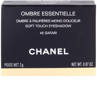 Chanel Ombre Essentielle sombras 4