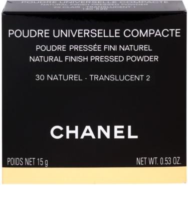 Chanel Poudre Universelle Compacte kompaktní pudr 4