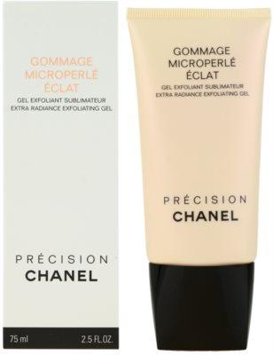 Chanel Précision piling gel 1