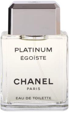 Chanel Egoiste Platinum toaletna voda za moške 2