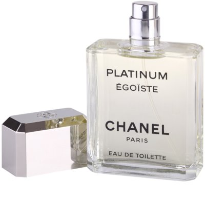 Chanel Egoiste Platinum toaletna voda za moške 3
