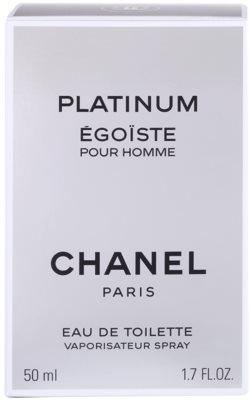 Chanel Egoiste Platinum toaletna voda za moške 4
