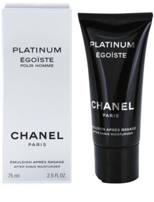Chanel Egoiste Platinum emulzija za po britju za moške