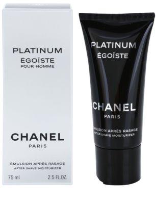 Chanel Egoiste Platinum Емульсія після гоління для чоловіків