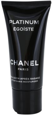 Chanel Egoiste Platinum After Shave-Emulsion für Herren 1