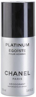 Chanel Egoiste Platinum Deo-Spray für Herren