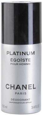 Chanel Egoiste Platinum deospray pentru barbati