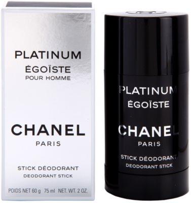 Chanel Egoiste Platinum Deo-Stick für Herren