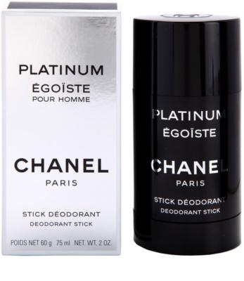 Chanel Egoiste Platinum deostick pre mužov