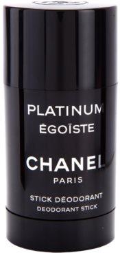 Chanel Egoiste Platinum deostick pre mužov 1