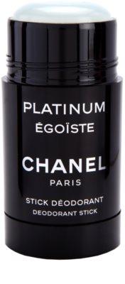 Chanel Egoiste Platinum deostick pre mužov 2