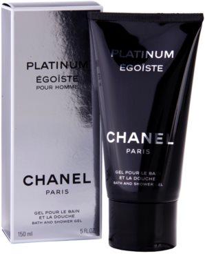Chanel Egoiste Platinum Duschgel für Herren 1