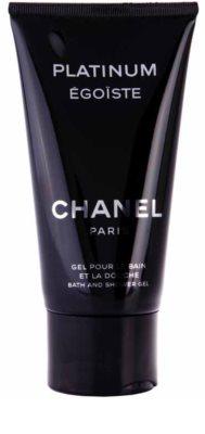 Chanel Egoiste Platinum Duschgel für Herren 2