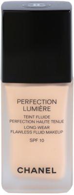 Chanel Perfection Lumiére fluidní make-up pro perfektní vzhled