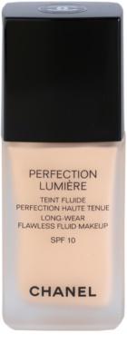 Chanel Perfection Lumiére make-up fluid pentru look perfect