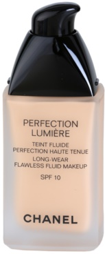 Chanel Perfection Lumiére fluidni tekoči puder za odličen videz 1