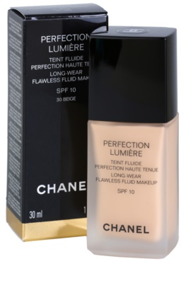 Chanel Perfection Lumiére make-up fluid pentru look perfect 2