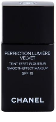 Chanel Perfection Lumiére Velvet sametový make-up pro matný vzhled