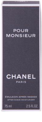 Chanel Pour Monsieur After Shave-Emulsion für Herren 4