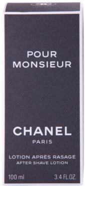 Chanel Pour Monsieur borotválkozás utáni arcvíz férfiaknak 3